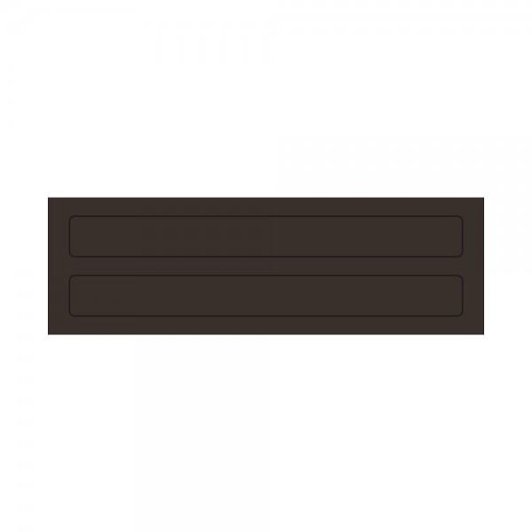DICOTA Magnetic strip for NB filter, Set (2 pcs.), D31705